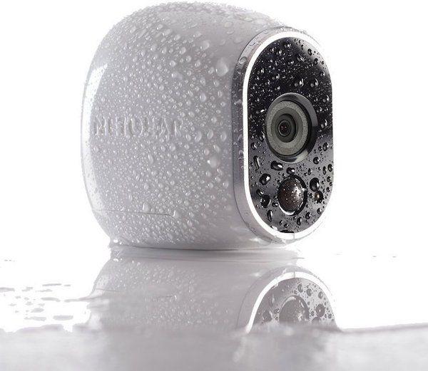Foto Cámara IP libre de cables para video vigilancia con visión diurna/nocturna