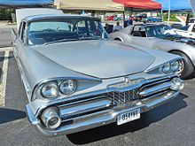 1959 Dodge Silver Challenger - The very first.  Wikipedia http://en.wikipedia.org/wiki/Dodge_Challenger#