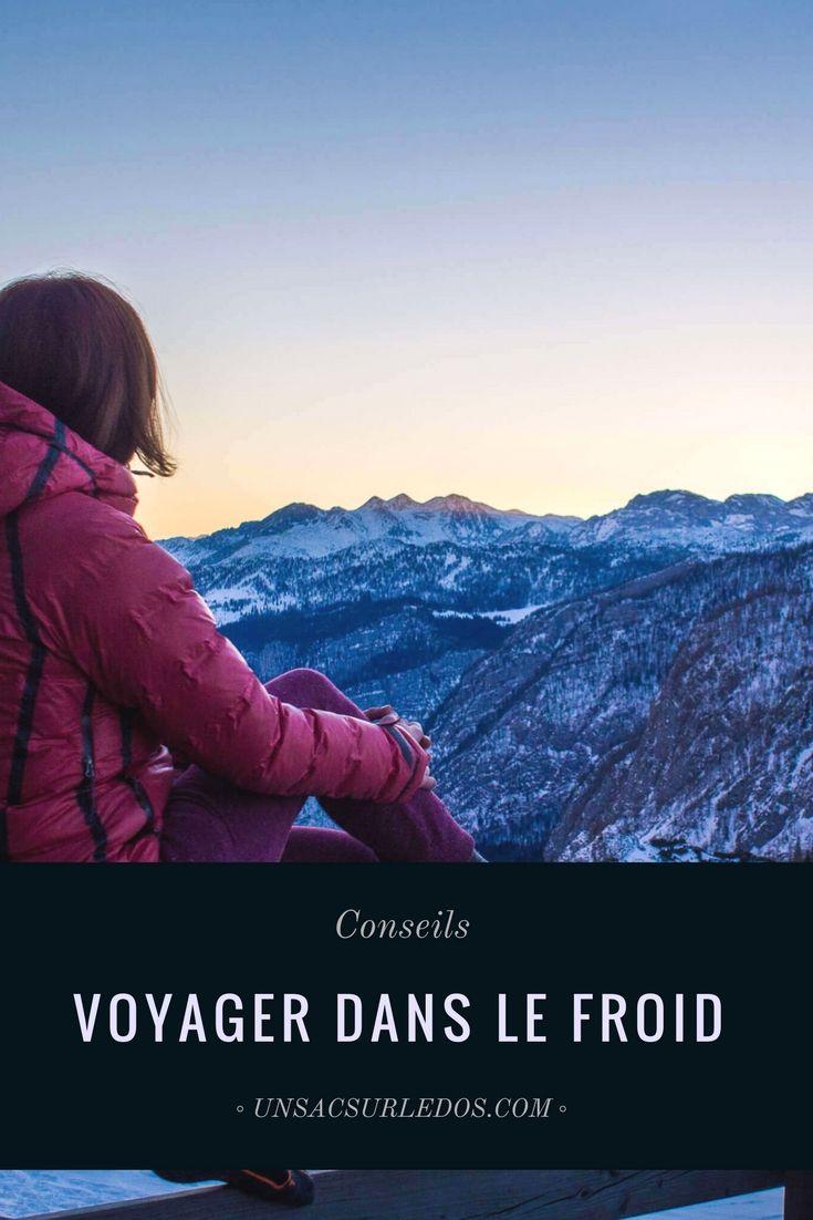 """""""Mais comment fais-tu pour voyager dans les pays froids?"""": voici mes #conseils d'expérience! Car il n'y a pas de mauvaise météo, que de mauvais équipement! De quoi vous rassurerez pour partir sans crainte dans les contrées gelées de notre globe… même pour les plus #frileux et ceux qui ont la maladie de #Raynaud. #GrandNord #froid #voyage #neige #glace #Canada #Islande #Finlande #Patagonie #Norvège #Alaska #polaire #chaud #voyager #voyageur #blog #vetements #equipement #sac #gadgets…"""