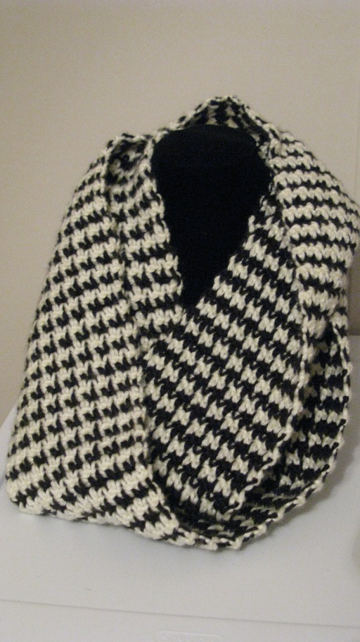 Crochet Stitch Houndstooth : Houndstooth Crochet Related Keywords & Suggestions - Houndstooth ...