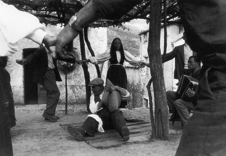 Tonara, 1959, il rito dell'Argia - Franco Pinna.