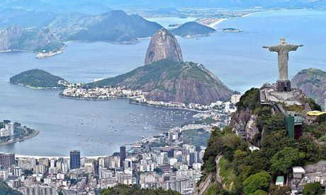 Rio+20: the Earth Summit diaries: From Rio de Janeiro, Jo Confino provides behind the scenes insight of all that's going on from a business perspective at the Earth Summit