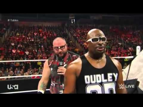 SPECIAL RETURN Tommy Dreamer is back on Raw - 30 November 2015 Edition
