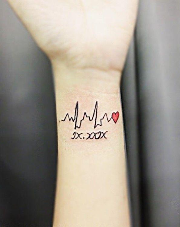 lifeline tattoo on wrist-11