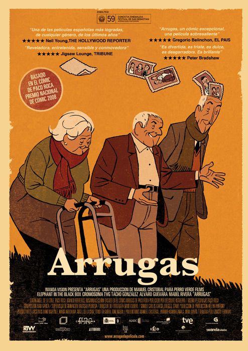 Un Mundo con Arrugas: Aproximación al Alzheimer desde el Cine Social y la Educación Sanitaria