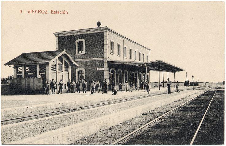 Estación : Vinaroz. (s.a.) - Anónimo