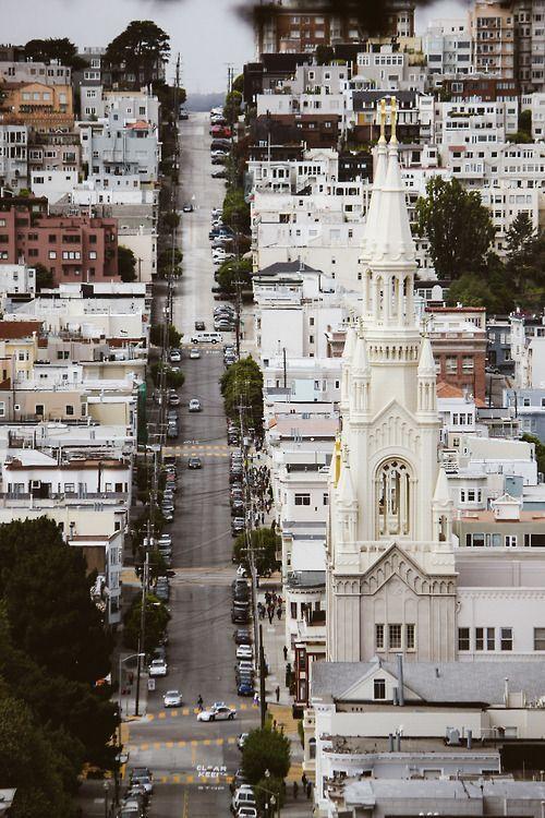 San Francisco. #travelingTOMS