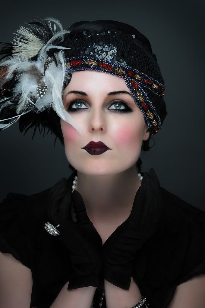 Best 25+ 1920s makeup ideas on Pinterest | Flapper makeup, Roaring ...