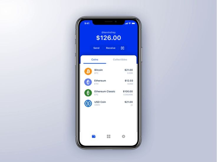 Coinbase wallets new send flow by kevin shay flow