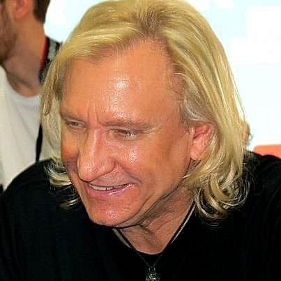 Eagles guitarist Joe Walsh at autograph signing and in-store performance at J & R Music in New York City. June 8, 2012. .