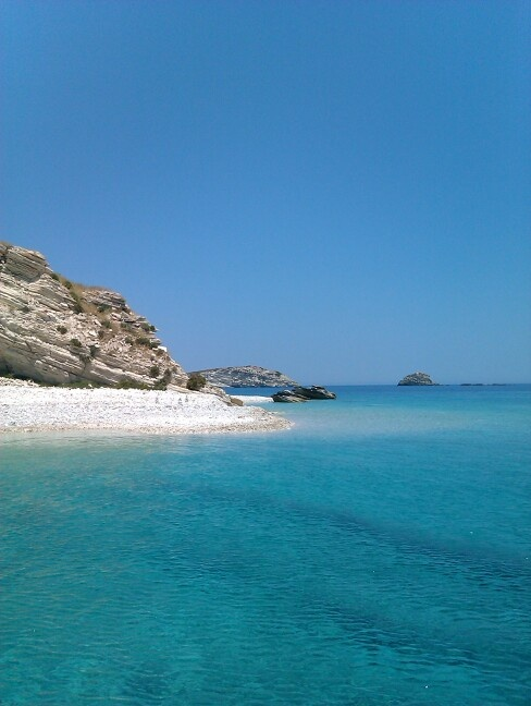 Aspronissia, Leros, Greece