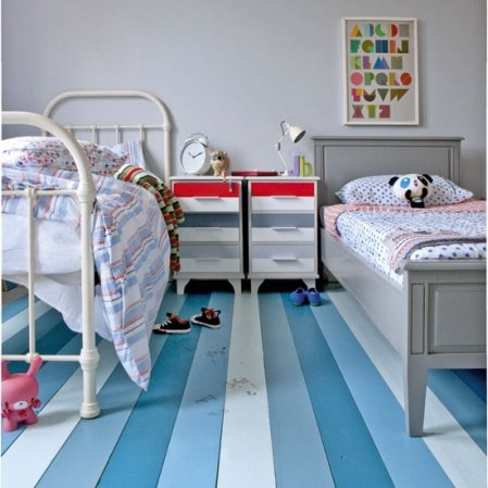 roomenvy - fun floors children's room