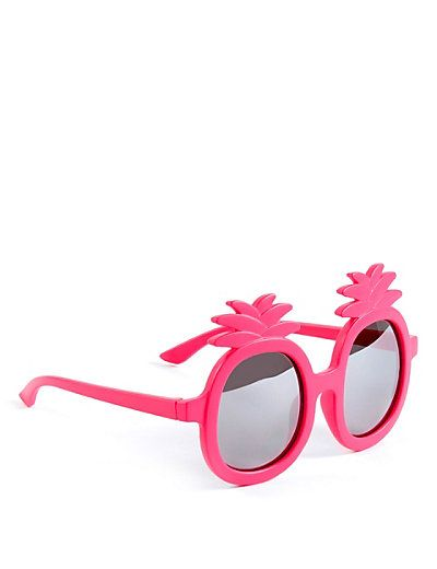 Kids' Pineapple Kids Sunglasses