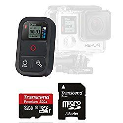 GoPro Smart Remote Wifi Waterproof Bundle - Best GoPro Remote Buying Guide and Review