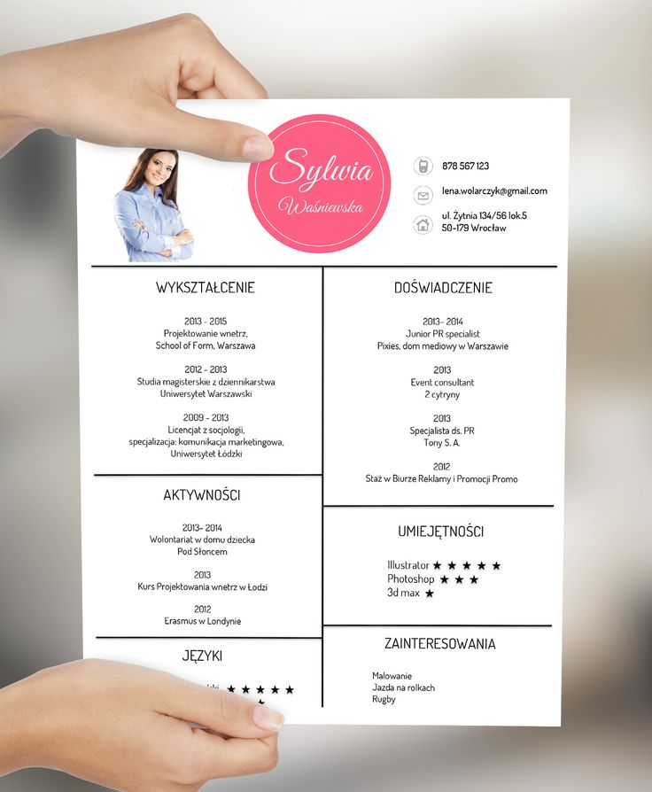Like this beautiful resume design? Follow us on Etsy) Creative - beautiful resume designs