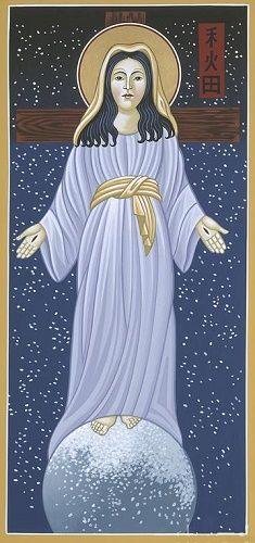 Santa María la Mayor, la Virgen de las Nieves