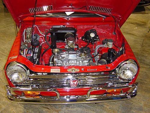 600n Motor
