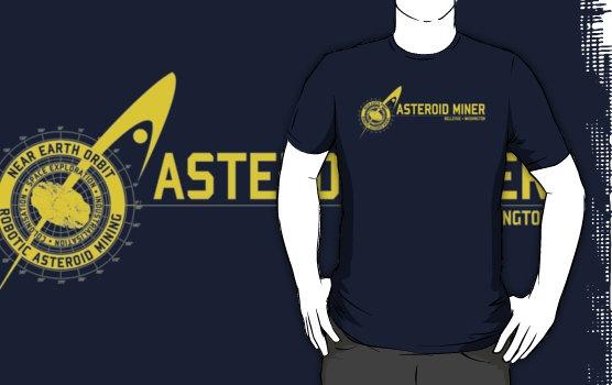 asteroid scientist shirt - photo #6
