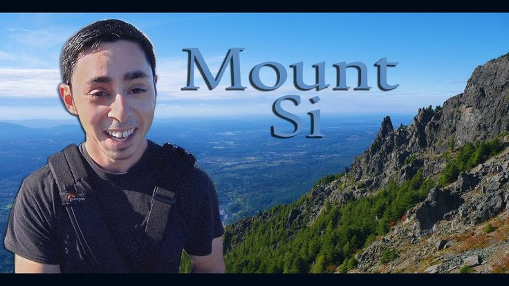 Mount Si (North Bend Washington) #hiking #camping #outdoors #nature #travel #backpacking #adventure #marmot #outdoor #mountains #photography