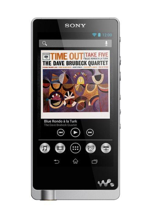 Sony ZX1 Walkman