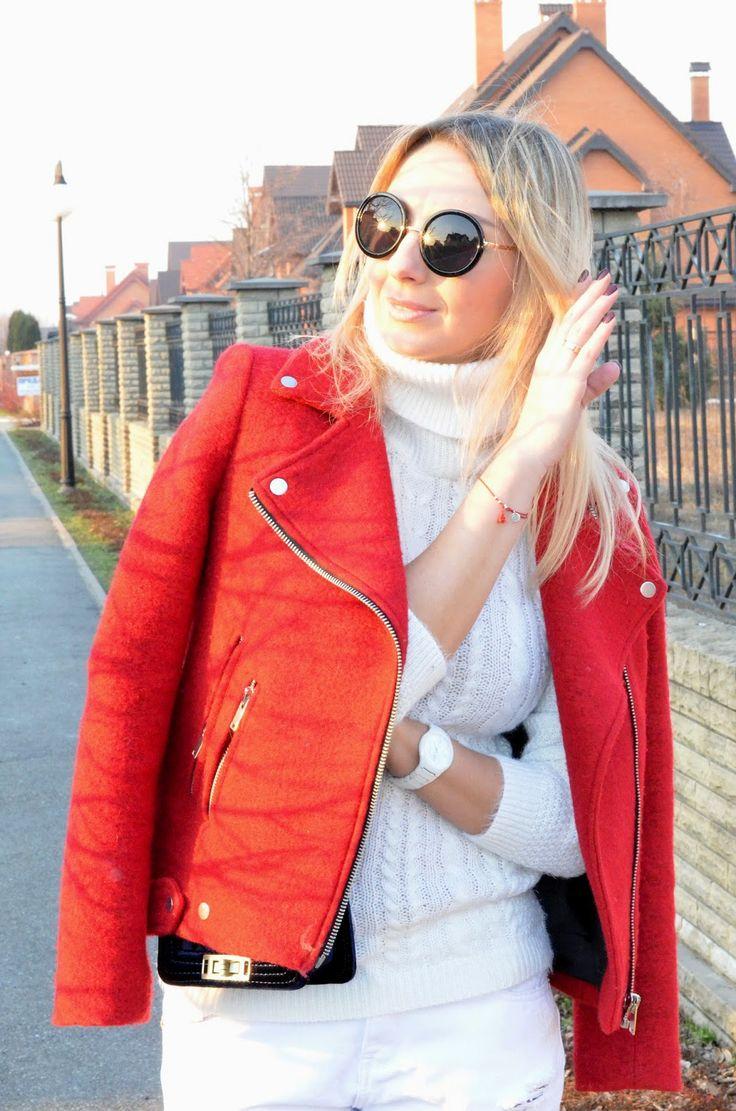 Style by Missis: Наконец-то белые джинсы - весне УРА!