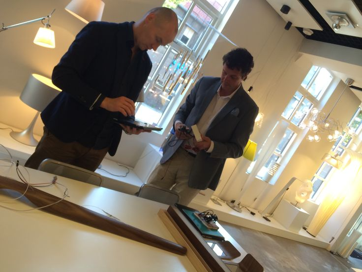 Presenting Tunto's novelties in the Netherlands together with our distributor UNIFIT.