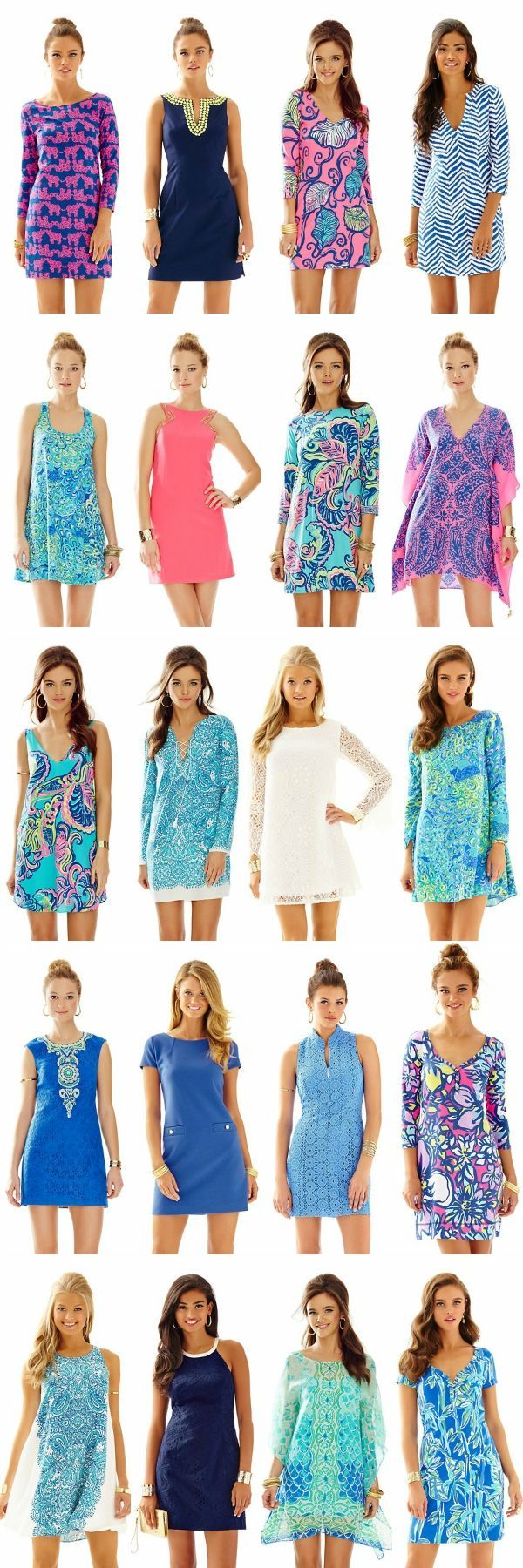 Lilly Pulitzer, just go ahead and take all of my money! The new fall collection is PERFECT.