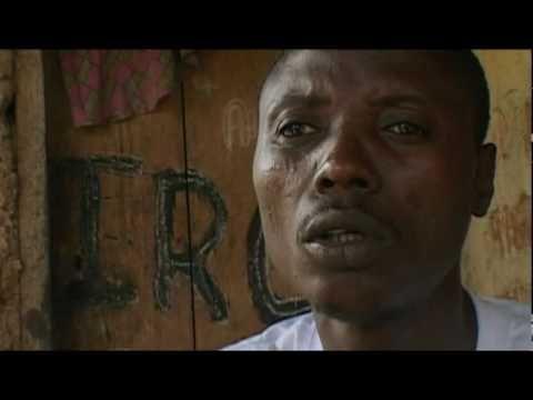 Sierra Leone civil war refugee story
