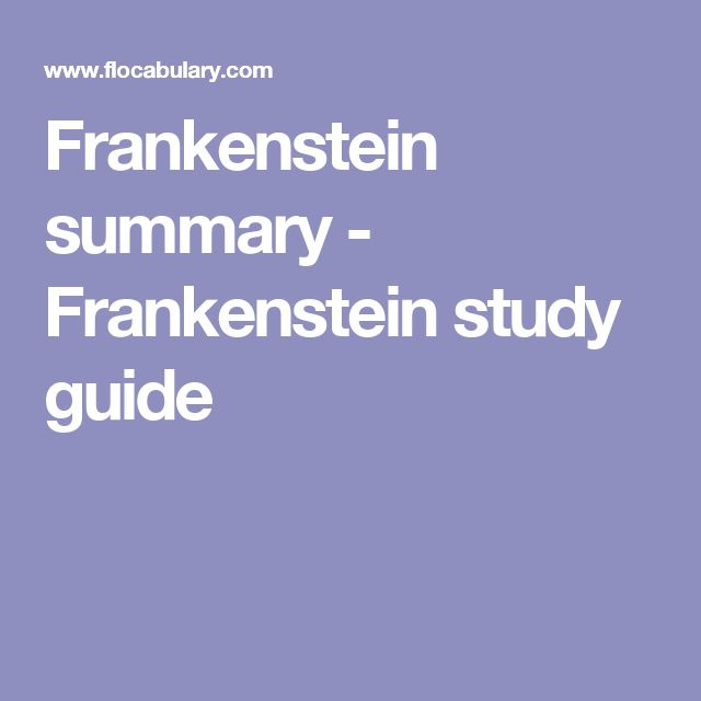 glenco frankenstein study guide Frankenstein freak the mighty interactive novel study guide flip books i was a classroom teacher and started teacher's pet publications back in 1989.