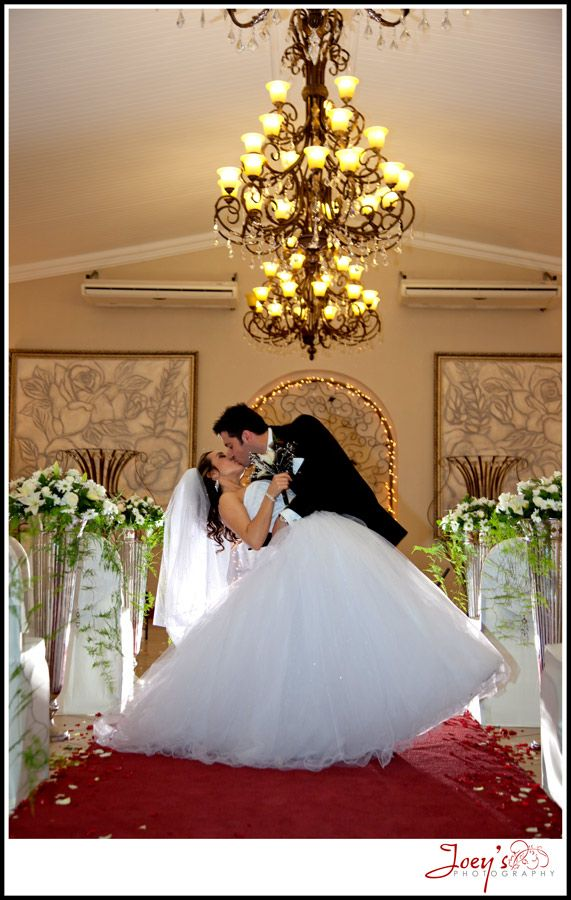Patricia and Joao's wedding @ Chez Charlene