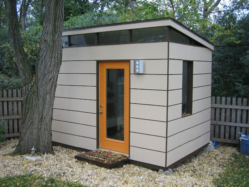 No way I could build this myself like he did, but I still love it  from Deconstruction: David van Alphens Modern Shed