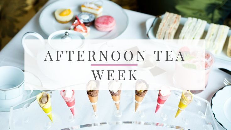 The 14th August marked the start of the quintessentially British Afternoon Tea week.