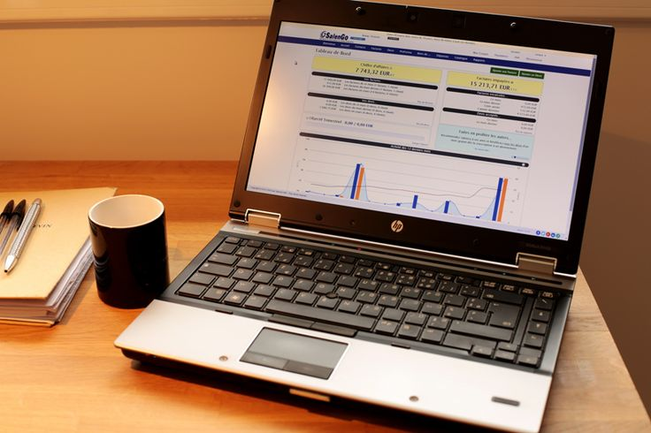 SalenGo sur PC - ou comment je facture mes clients avec plaisir (et une bonne tasse de café).