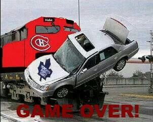 Canadiens beat Toronto