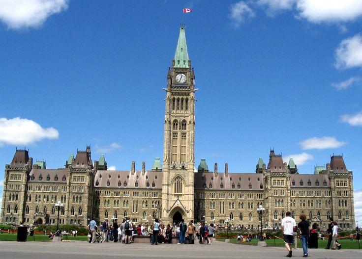 Ottawa Ontario | Ottawa - Peace Tower by cezar