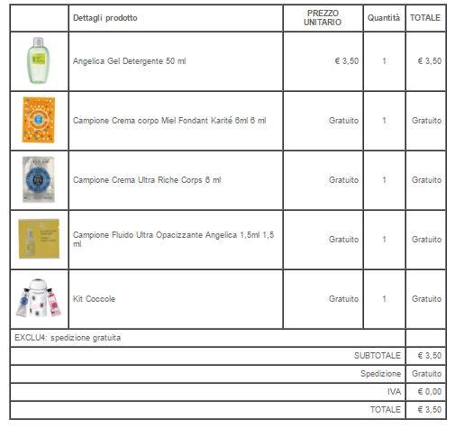 Love L'Occitane: #concorso e kit #omaggio con acquisto