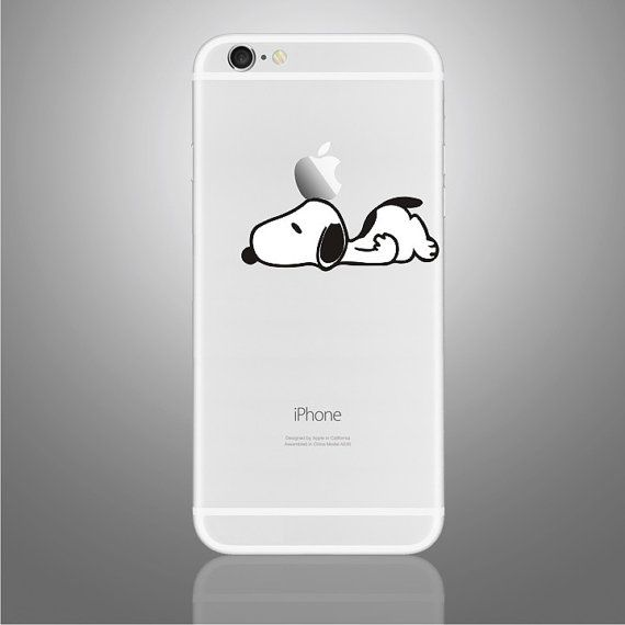 iPhone Decals iPhone Stickers Vinyl Decal for Apple by BraveDecal