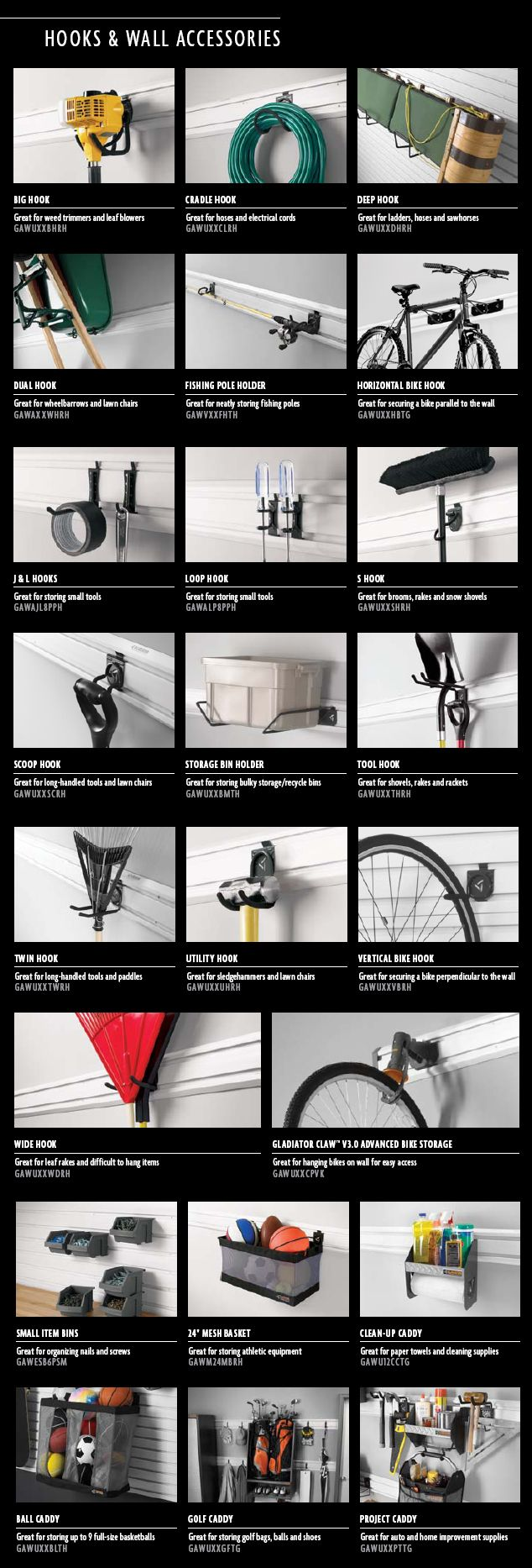 best garage storage and organization images on pinterest
