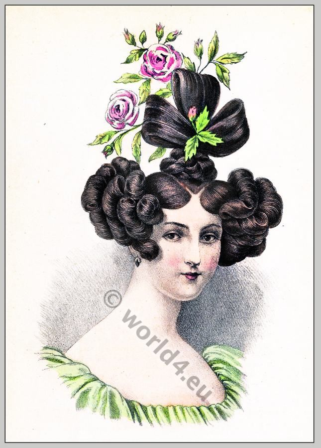 16th century hairstyles - Google Search