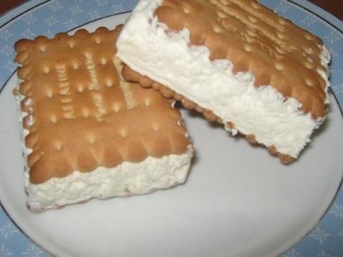 Παγωτό σάντουιτς « Αγαπημένες συνταγές