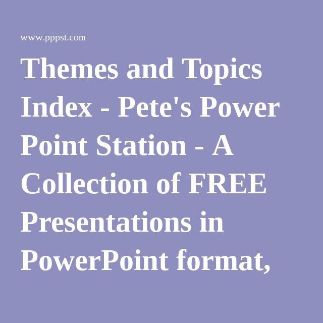 best 25 powerpoint format ideas on pinterest