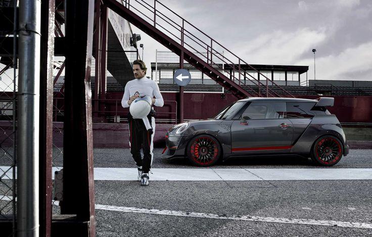 MINI John Cooper Works GP Concept: auto da corsa senza compromessi. MINI presenta lo studio di design in occasione del Salone di Francoforte 2017