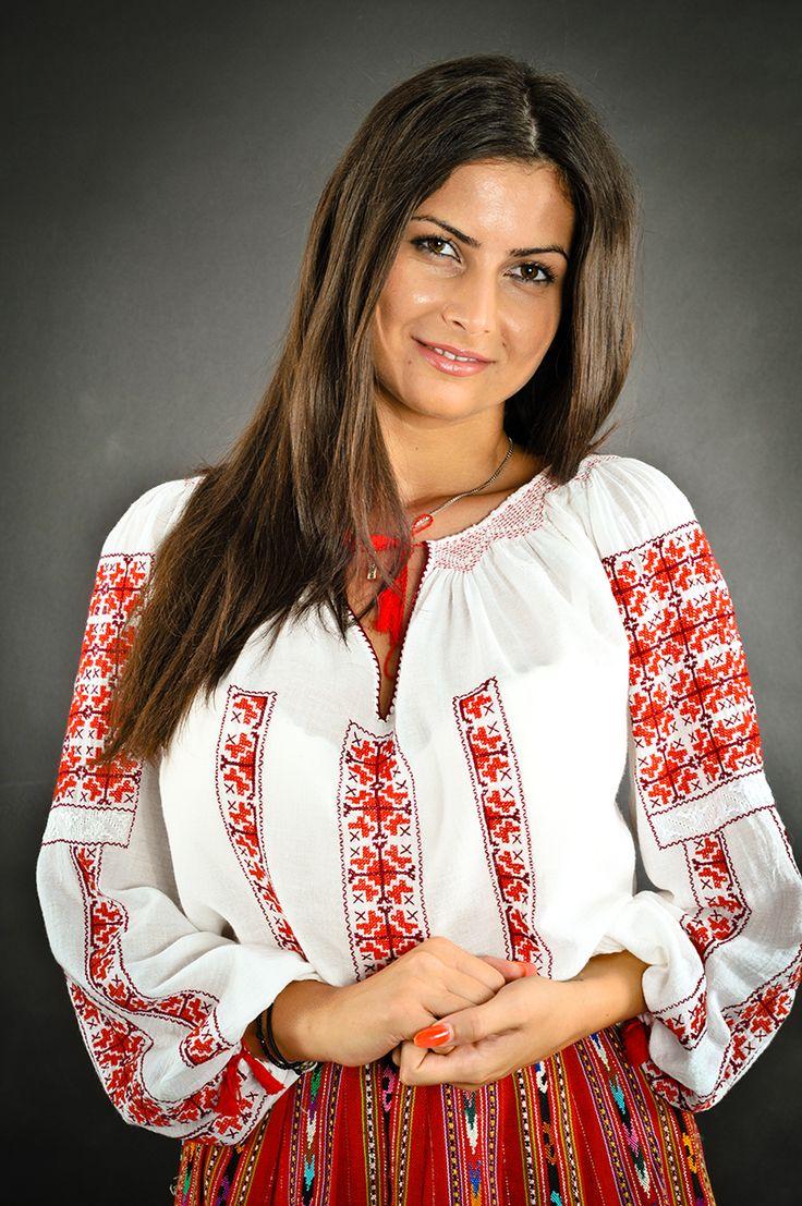Ie românească Teodora