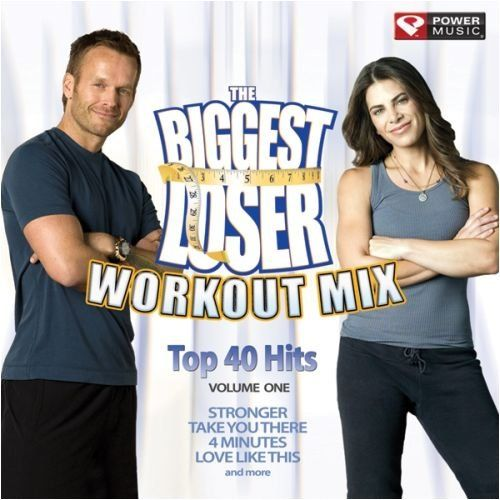 The Biggest Loser Workout Mix – Top 40 Hits Volume One