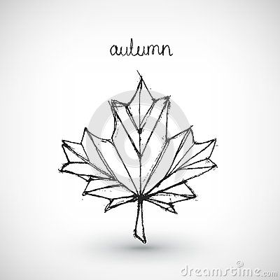 hipster maple leaf - Google Search