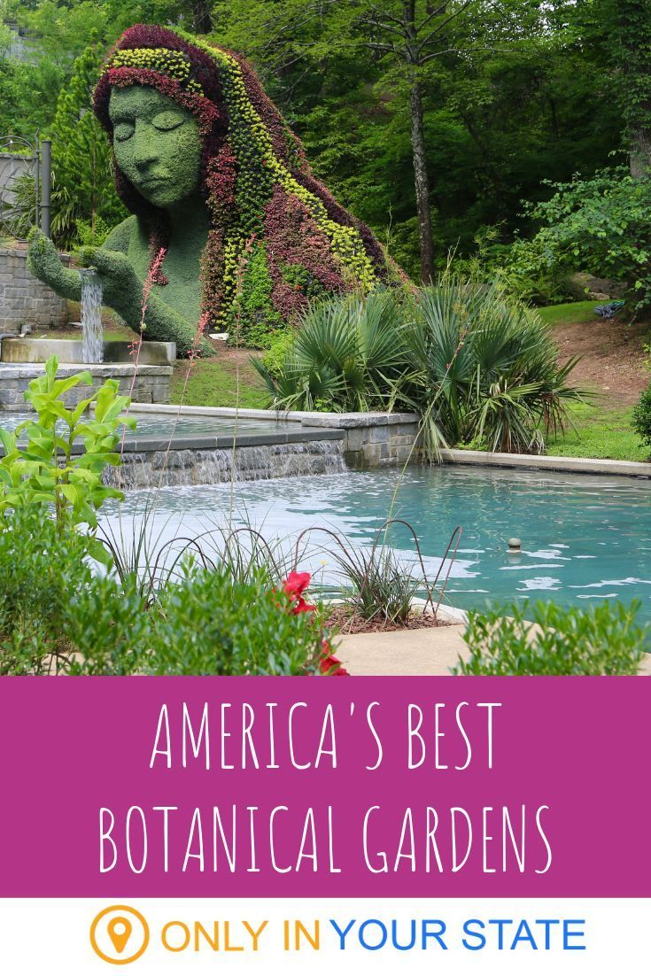 5 Botanical Gardens Around The U S That Will Blow You Away In