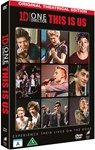 One Direction - This Is Us - Limited Edition - Platekompaniet Eksklusiv - Morgan Spurlock