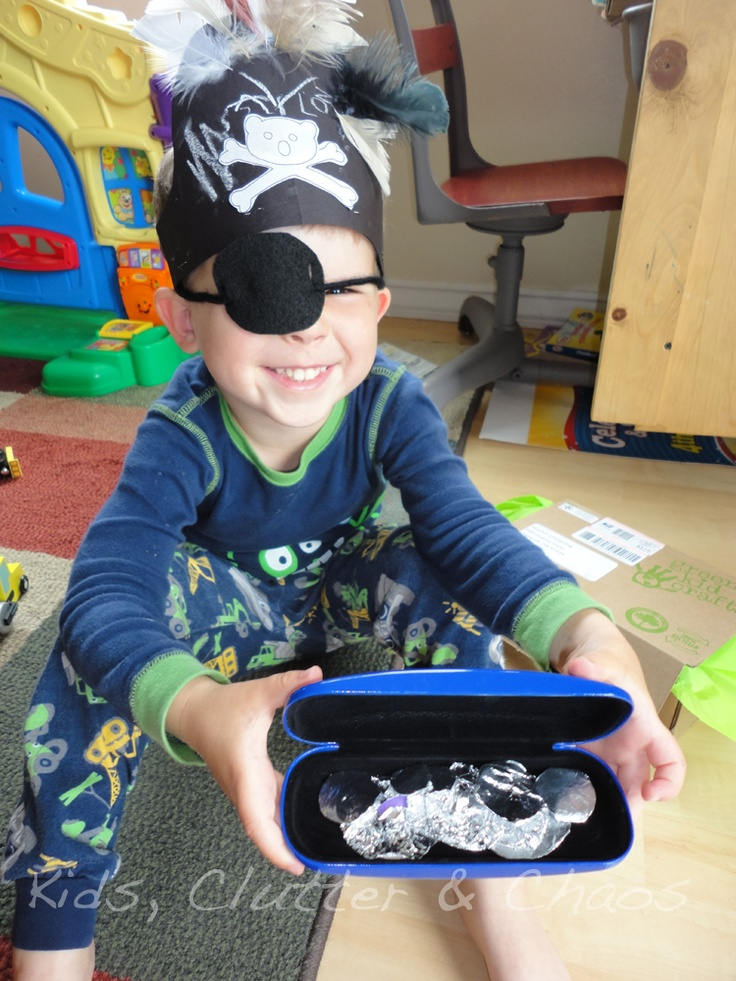Ahoy Matey Crafts For Toddlers