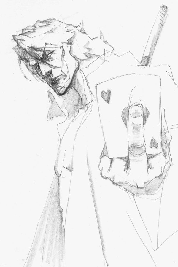 gambit man by tincan21 on DeviantArt