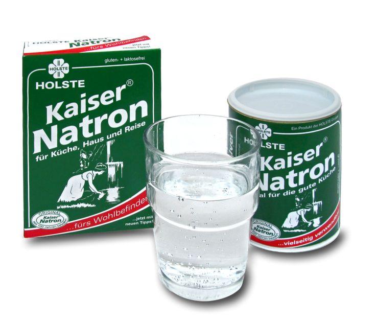 Baking soda natron